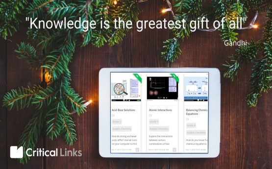 Knowledge is the greatest gift of all